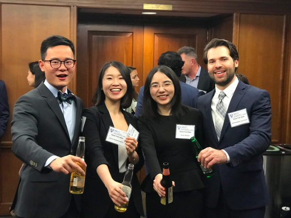 2018 Johns Hopkins University Case Competition 1